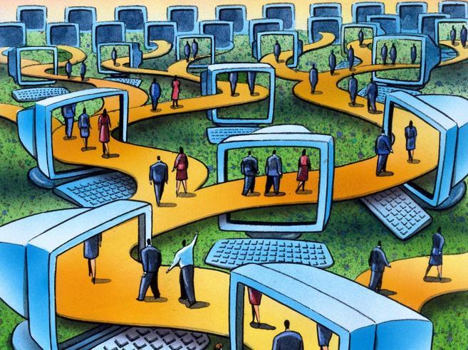 Stiamo già creando il futuro Nel digitale l'occasioneper un nuovo umanesimo