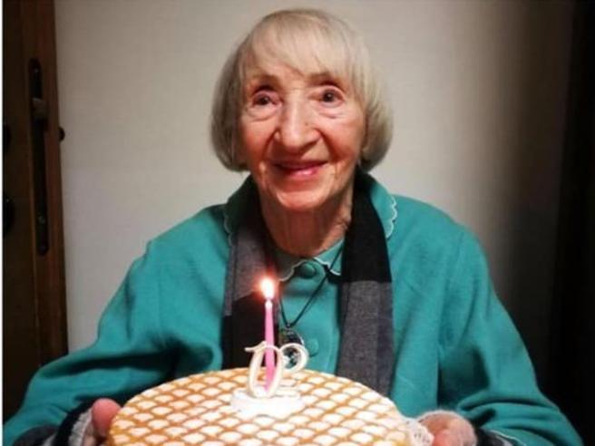 La forza di nonna Lina, a 102 anni guarisce dal coronavirus e finisce sulla Cnn
