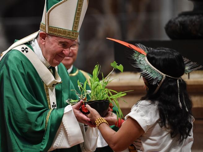 Cattolici e clima: «L'ambiente deve apparire di più nelle omelie e portare i giovani nelle chiese»