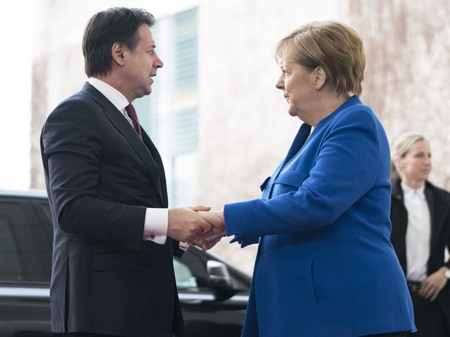 La Germania apre sui prestiti di Mes e Bei per l'Italia (ma resta il no ai coronabond) Il nuovo debito e l'idea del bilancio Ue