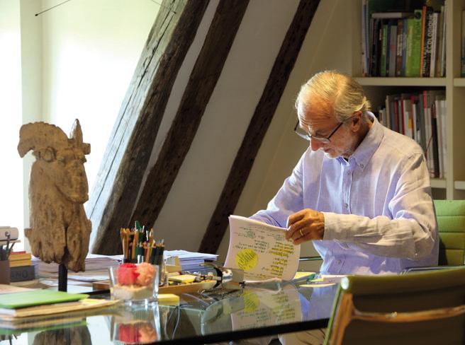 Coronavirus, Renzo Piano: «Soffro al pensiero delle mie opere vuote. Mia moglie Milly non mi fa uscire»