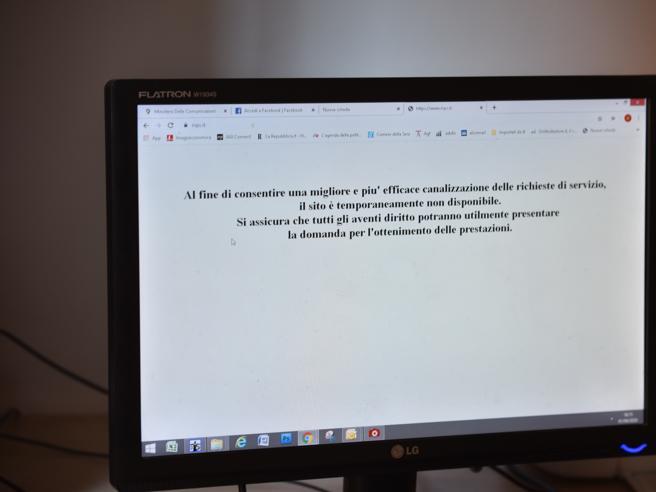 Sito Inps in tilt per il bonus 600 euro, Di Michele: «Milion