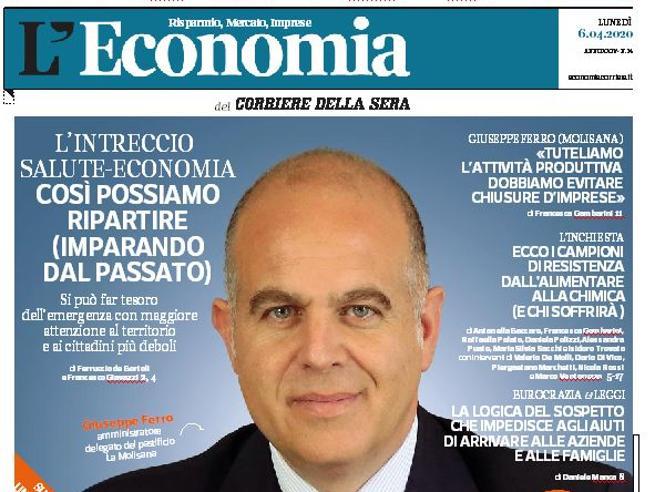 Pasta su, auto giù: chi resiste e chi si arrocca nell'industria italiana L'Economia gratis con il quotidiano