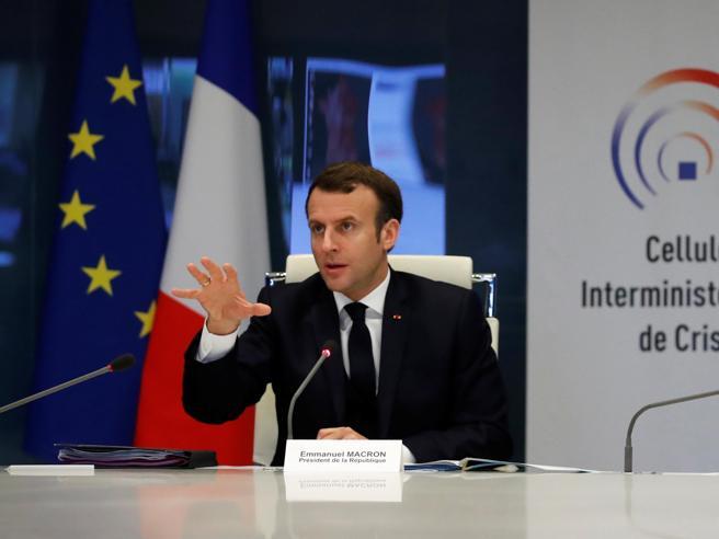 Nel gioco delle alleanze europeeè Macron che ha la carta decisiva