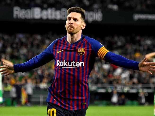 Le magie indimenticabili del calcio/1: quel pallonetto di Messi al Betis