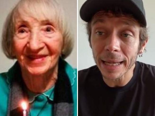 Coronavirus, Valentino Rossi telefona alla 102enne guarita: «Signora Italica, lei è molto più tosta di me...»