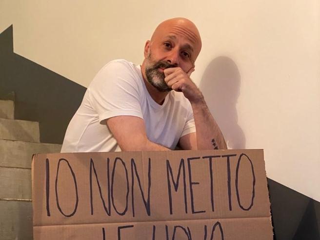 Lo chef Niko Romito ai  suoi dipendenti: «Costretto a mettervi in cassa integrazione, ma troveremo un modo per rialzarci»