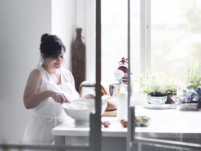 Cosa cucinare il giorno di Pasqua: «Risotto giallo e cake salati per rincuorarsi a tavola»