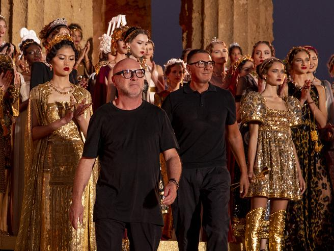 Dolce & Gabbana: «I video-tutorial dalle boutique. E finalmente ritornerà la vera stagionalità»