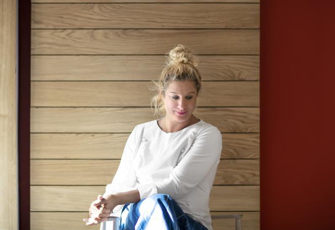 Ana Roš: «Soffro di anoressia da anni, trovo la serenità cucinando piatti gioiosi»
