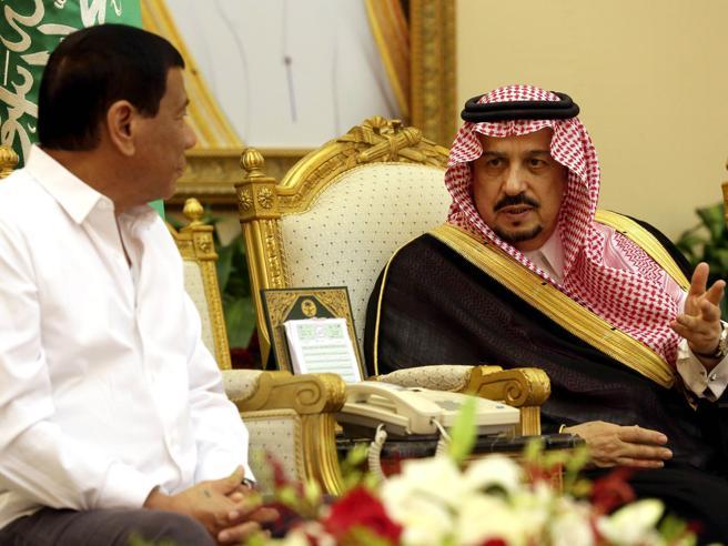 Il Coronavirus alla Corte saudita Malati oltre 150 principi