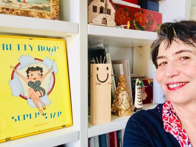 Serena Dandini:scrivo, pensoe vorrei stringere il mio nipotino