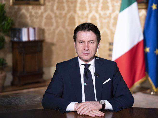 Conte: «L'Italia reputa insufficiente l'accordo raggiunto all'Eurogruppo. Sul Mes menzogne da parte di Salvini e Meloni»