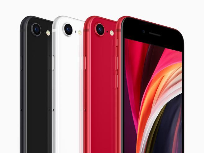 Apple iPhone SE (2020): ecco l'iPhone compatto ed «economico» (a meno di 500 euro)