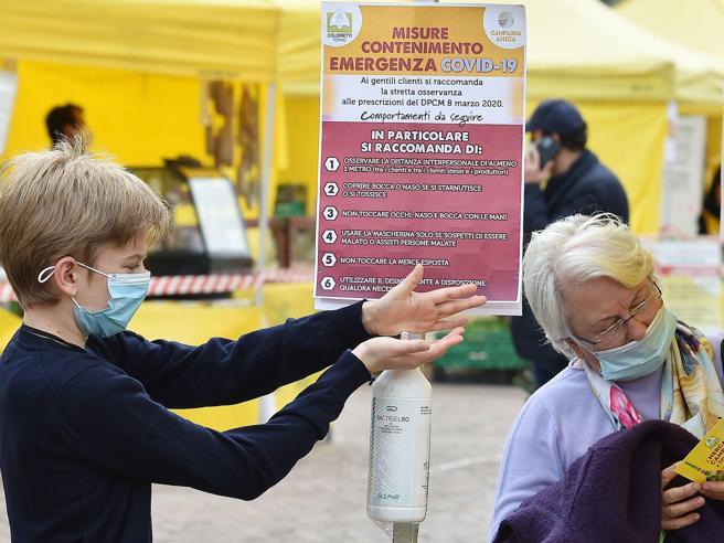 Coronavirus, la fase 2: le condizioni per le Regioni che vogliono partire prima del 4 maggio