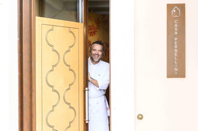 Giancarlo Perbellini: «Io, chef stellato, dovrò tagliare i coperti»
