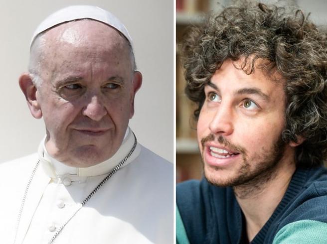 Santori: il Papa mi chiamò al telefono per dirmi di andare avanti