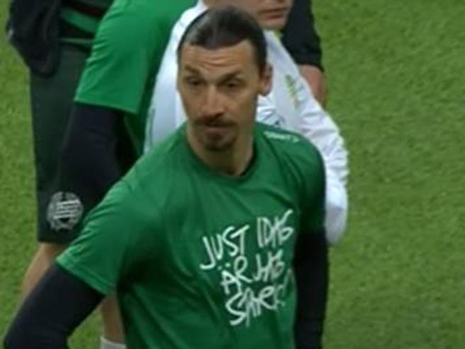 Ibra, gol e show con la Zlatan-cam: «Volete vedere magie? Allora guardatemi. Oggi sono forte». Il Milan lo aspetta