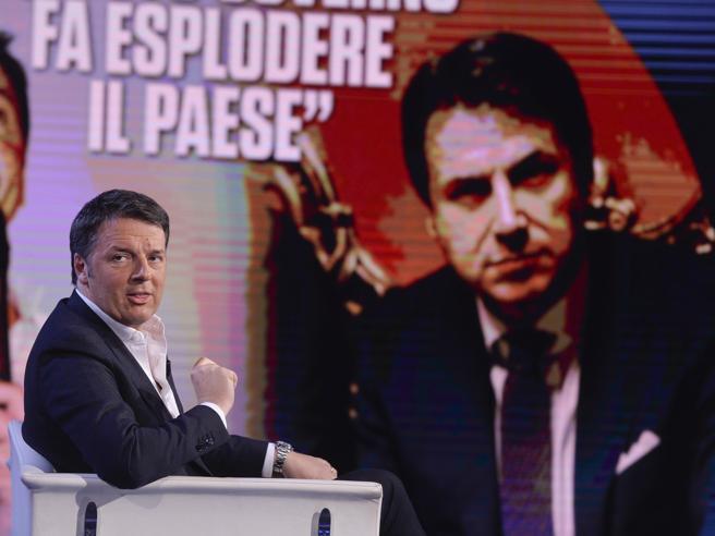 Conte sotto attacco in Aula. Renzi: «Basta a   pieni poteri». Il premier: la maggioranza c'èQuelle trattative sotto la mascherina