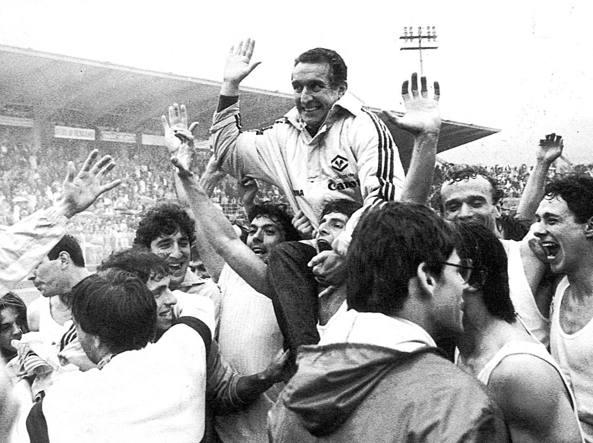 Verona, lo scudetto compie 35 anni Maradona e Platini rimasero a secco