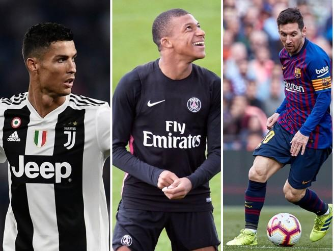Wenger:«Cristiano Ronaldo e Messi? Il tempo è scaduto, il futuro è di Mbappé»