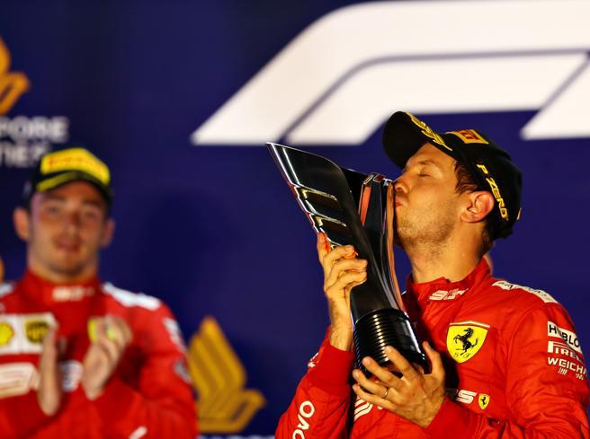Vettel lascia la Ferrari: il bilancio di cinque anni: più rimpianti che magie