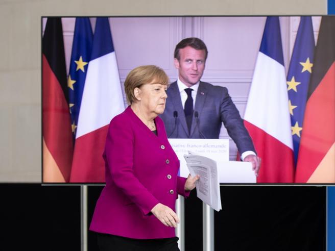 Recovery fund, l'idea di un fisco comune per finanziare il patto  tra Merkel e Macron