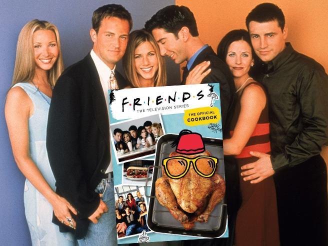 Friends, arriva il libro di ricette (ufficiali) della serie cult