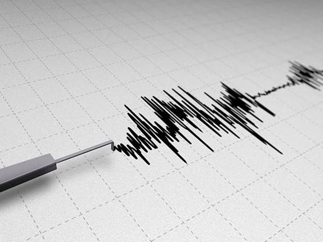 Scossa di terremoto di magnitudo 5.5 nel mare fra Italia e Grecia