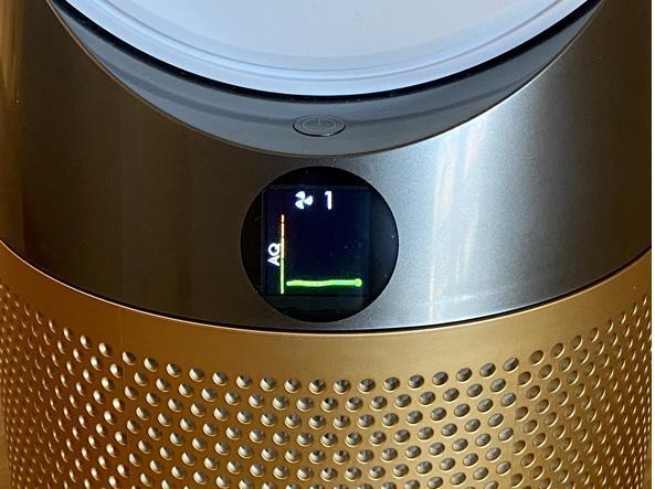 Dyson Pure Cool Cryptomic, il ventilatore che purifica l ...