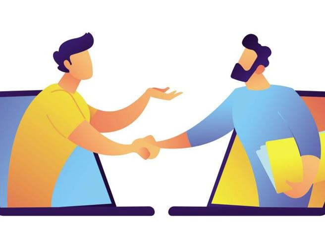 Il colloquio di lavoro nella Fase 2? Su Skype è più facile