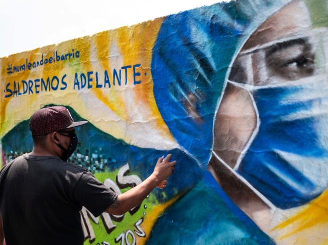 Brasile e America Latina sono il nuovo epicentro della pandemia