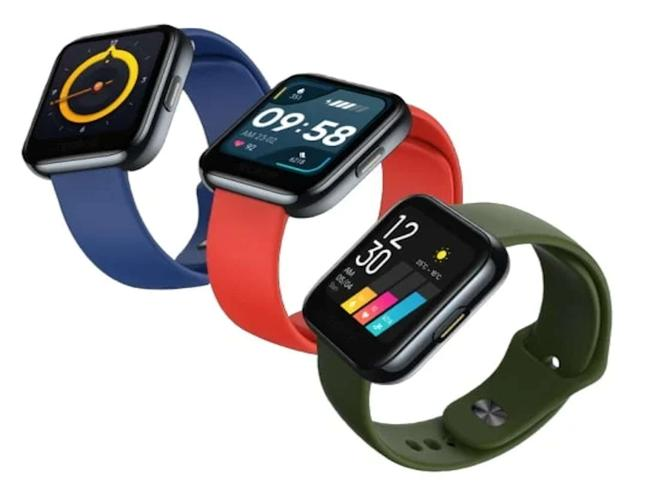 Realme lancia il clone dell'Apple Watch (che costa 50 dollari)