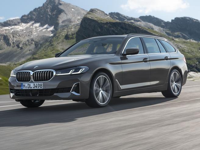 Le BMW Serie 5 e Serie 6 corrono verso l'elettrificazione