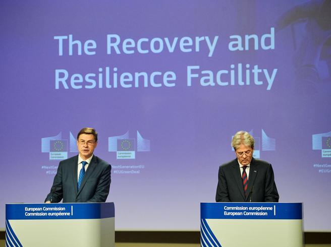 Recovery Fund, Italia beneficiaria netta degli aiuti a fondo perduto