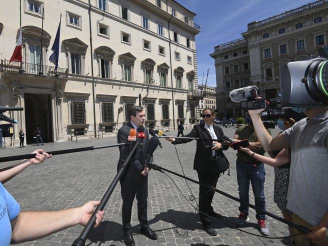 Il ministro degli Affari europei Enzo Amendola (Lannutti/Imagoeconomica)