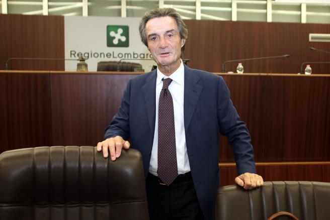 Spostamenti tra Regioni dal 3 giugno,  Fontana sulla riapert