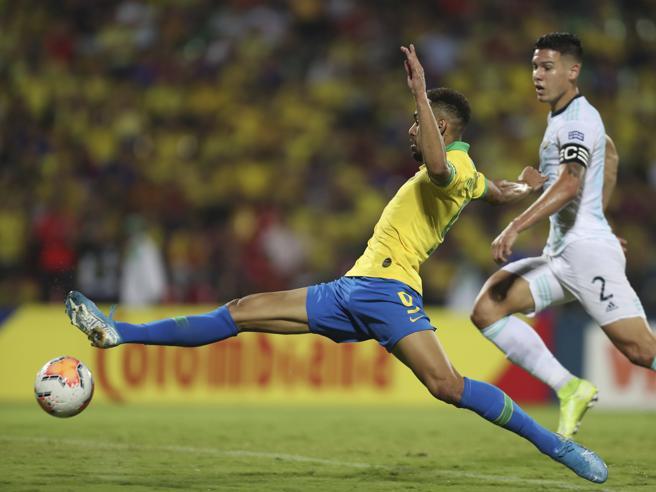 Mercato Inter, Matheus Cunha nel mirino: è l'uomo ideale per Conte