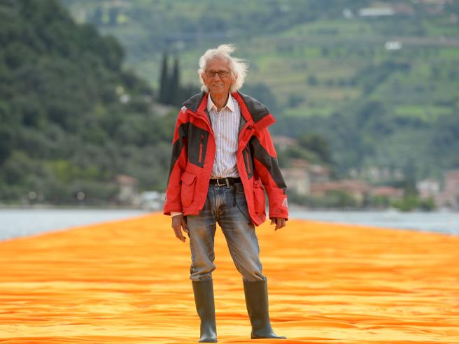 Morto Christo, maestro della land art: «Ha sognato l'impossi