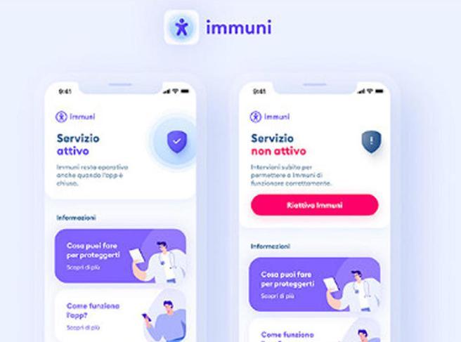 L'app Immuni si può scaricare sui telefoni Android e sugli iPhone. Decisivo l'ok del Garante per la privacy