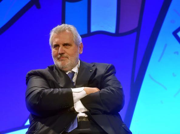 Fabrizio Palenzona, president of Assaeroporti (photo Imagoeconomica)