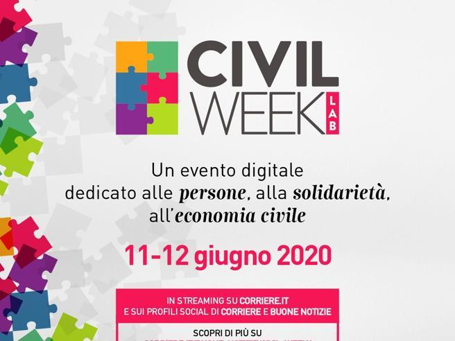 Da Cartabia a Zanardi, pronti per Civil Week Lab: le mille facce del senso civico