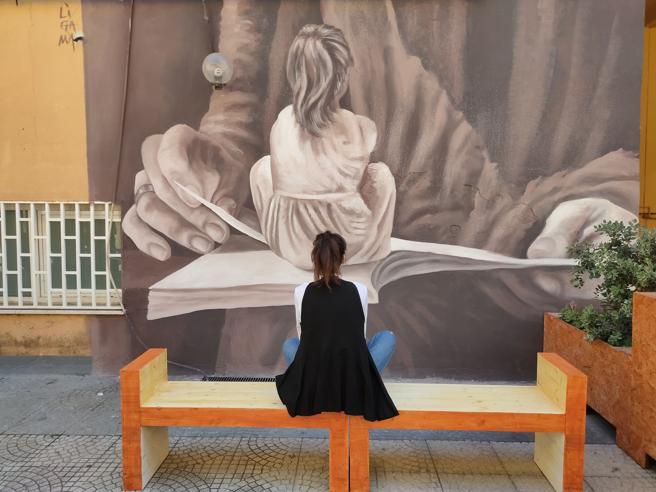 «Aspetto sempre un lieto fine»: alla biblioteca dello Zen i libri li vogliono così