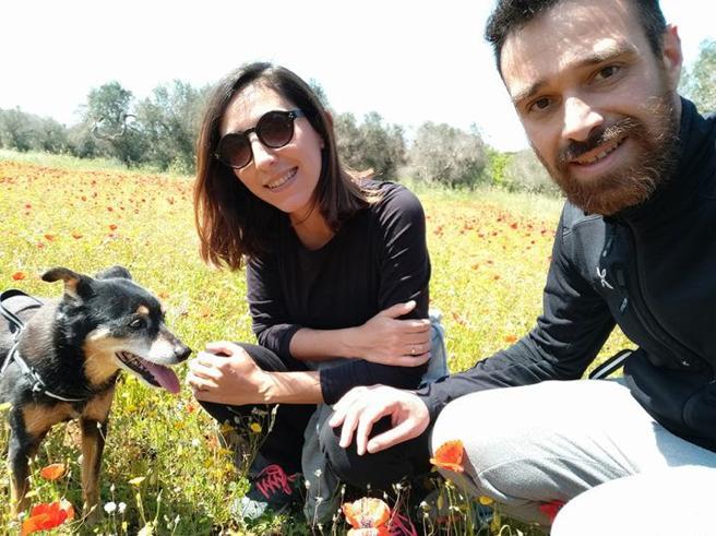 Giulia e Danilo: «Il nostro cammino per raccontare il Salento che esce dal lockdown»