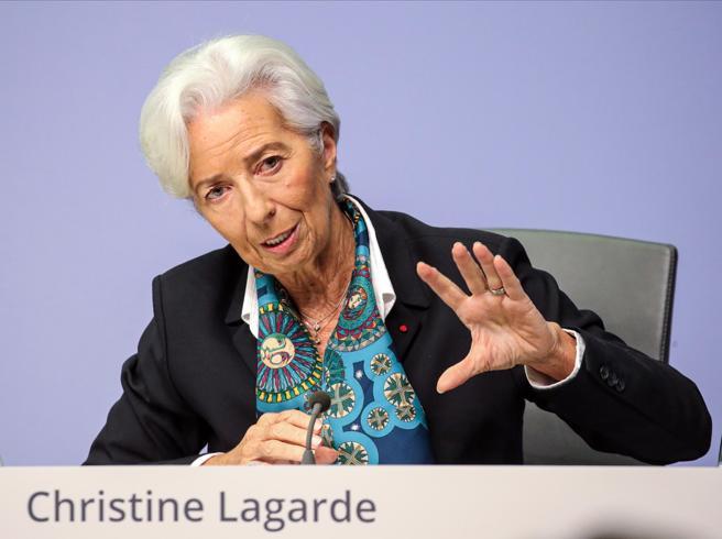 Lagarde (Bce): niente quote rigide nell'acquisto di bond