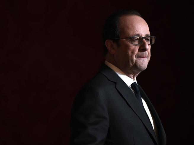 François Hollande al Corriere su crisi e futuro: «Il mondo va ripensato»