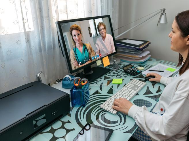 Telemedicina «promossa» dai medici di famiglia: è la risposta per il dopo Covid-19