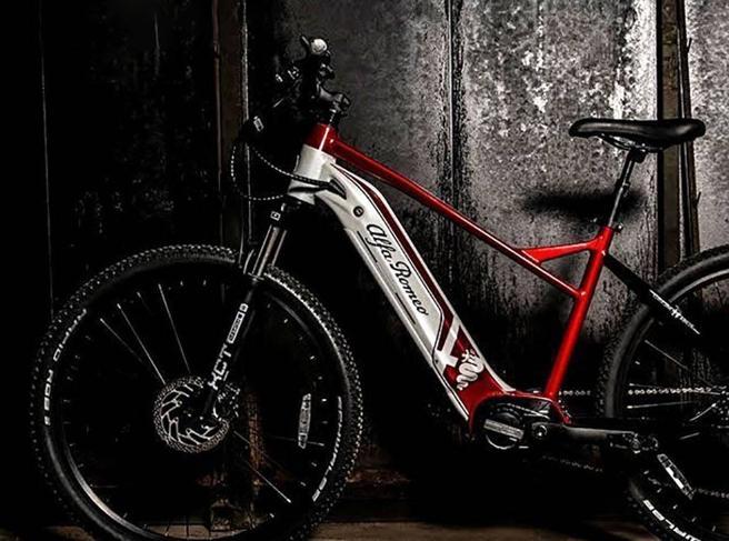 Le bici elettriche di Fca, dall'estrema Jeep alla sportiva Alfa Romeo