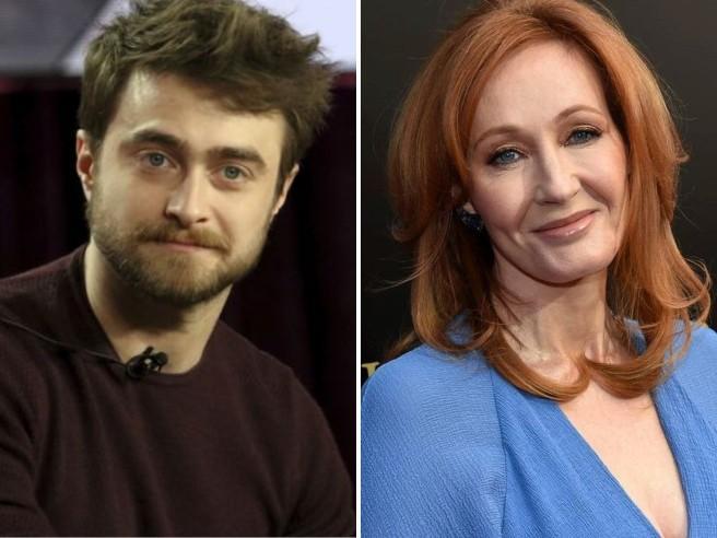 Daniel Radcliffe replica ai tweet «transfobici» di J. K. Rowling: «Le donne transgender sono donne»
