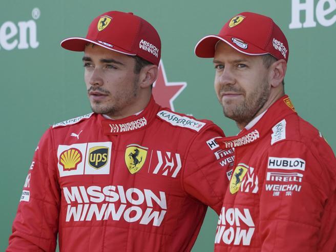 Ferrari, Leclerc aderisce al programma di autoriduzione degli stipendi per i top manager. Vettel no